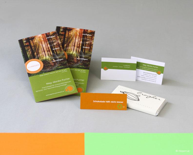logo-visitkarte-folder-psychotherapie-schmerztherapie-barbara-thepert-grafik-design