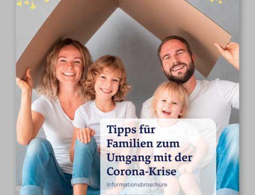 Informationsbroschüre Tipps für Familien