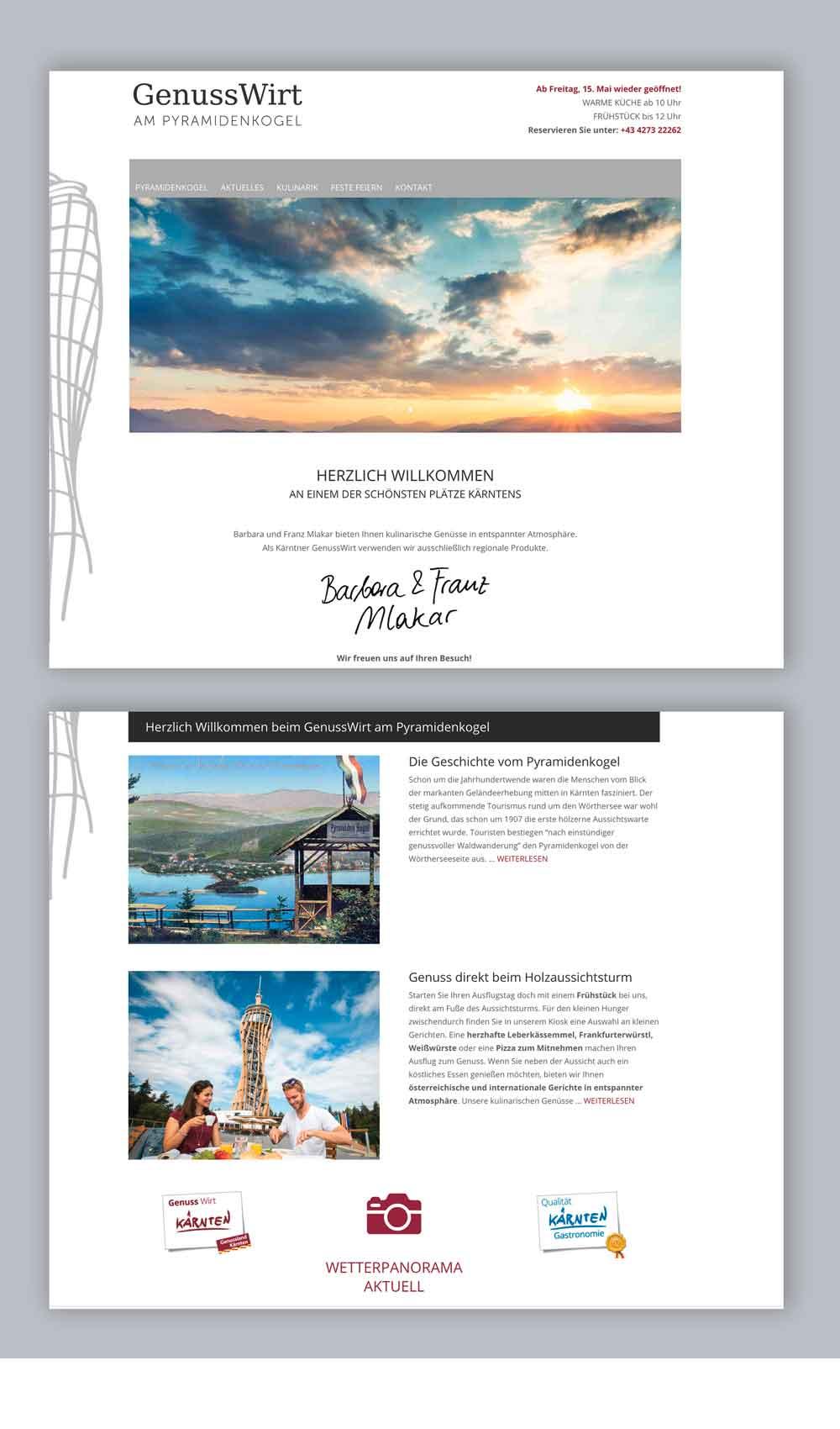 website-genusswirt-am-pyramidenkogel-gastronomie-thepert-kommunikation-design